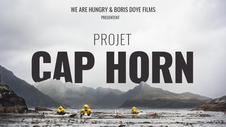 Affiche Projet Cap Horn - Web
